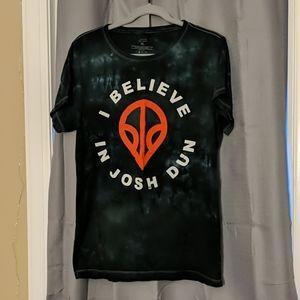 Josh dun TØP t-shirt